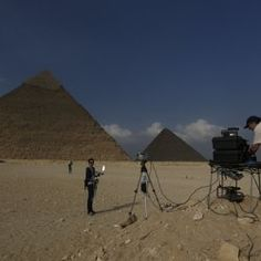 Striking Anomaly Found in Great Pyramid : Discovery News