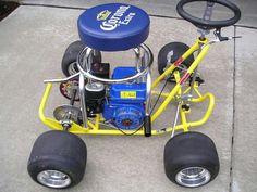 Corona Extra Go Kart