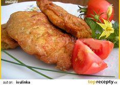 Pivní rarášci recept - TopRecepty.cz Czech Recipes, Russian Recipes, Ethnic Recipes, Food 52, Tandoori Chicken, Baked Potato, Chicken Recipes, Good Food, Turkey