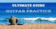 Does how you practice guitar suck? Check out this ultimate guide and get with the program! http://zingstruments.com/ultimate-guide-guitar-practice/