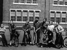 1950s Social Guidance : Good Sportsmanship - 1950 - CharlieDeanArchives     http://youtu.be/ghU3FqiRr6Y