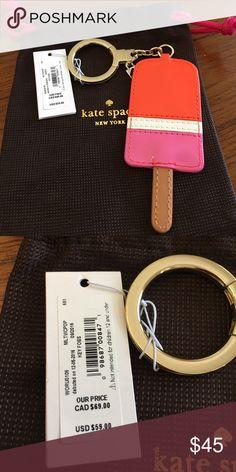 Kate Spade Key Chain Kate Spade Ice Pop Keychain kate spade Accessories Key & Card Holders