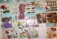 Scrapbook Stickers Lot Ek Success Jolee Boutique Dimensional #JoleesBoutique…
