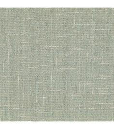 Home Decor  Sheer Fabric- Richloom Studio Glitter Ivory