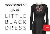 How to wear one dress different ways all holiday season long. From www.stelladot.com/alysondodgen