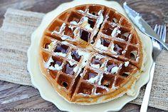 waffle recipe 1
