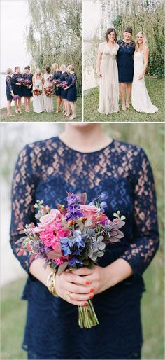 How to choose your wedding venue; A beautiful fall beachside wedding. Captured By: Mi Amore Foto #weddingchicks http://www.weddingchicks.com/2014/08/25/the-perfect-wedding-venue/