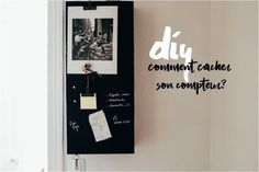 id es et astuces de d coration pour camoufler son tableau l ctrique compteur lectrique. Black Bedroom Furniture Sets. Home Design Ideas