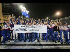 TOYOTA Racing - 6 Hours of Bahrain Highlights, FIA WEC 2014