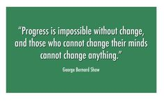 Change is good!