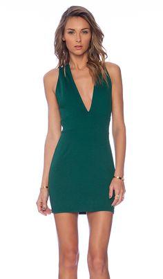 NBD Late Night Dress in Emerald | REVOLVE