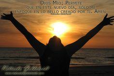 Dios Padre; yo te enaltezco, te alabo, te doy las gracias por este día http://decretosyafirmaciones.com/oracion-de-fortaleza/