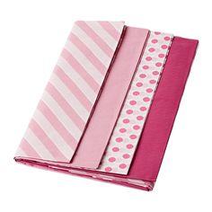 Tissue paper £1.30 for 16