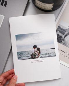 MISAさんはInstagramを利用しています:「. 【BOOK📚】 ▪️A5サイズ ▪️8P ▪️表紙/お写真/挨拶文/プロフィール/席次表/裏表紙 お写真が素敵すぎて…♥️ A ma facon って言葉もすき . #mouvebymisadesign」 Wedding Album, Wedding Cards, Wedding Invitations, Album Design, Book Design, Postcard Design, Facon, Photo Book, Save The Date