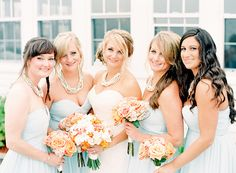 Mandy Mayberry Photography bride and bridesmaids