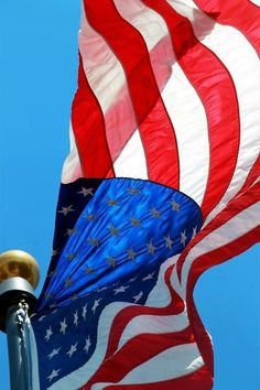 America... the best place in the world.  Of course... I am a little partial!  What is your favorite place?