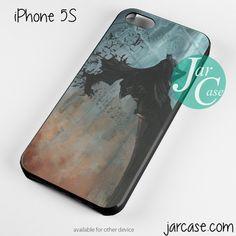 Batman Art Phone case for iPhone 4/4s/5/5c/5s/6/6 plus