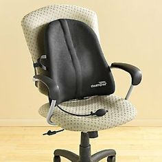 office chair back support on pinterest memory foam office chairs