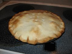 Home Style Chicken Pot Pie