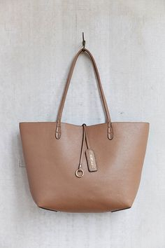 Reversible Thin Strap Tote Bag - Urban Outfitters