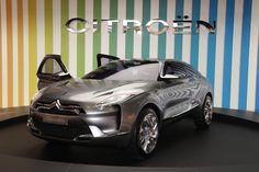 Der Citroën Hypnos wird im Januar 2009 in Brüssel vorgestellt. (Bild: Imago)