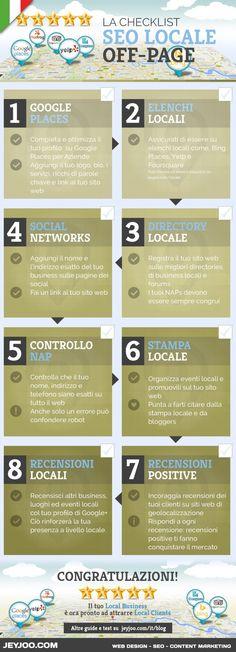 SEO OFF-PAGE e ricerca locale per le aziende locali  #seolocale #offpageseo #businesslocale