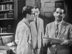 "Suspense (1949): ""The Man Who Cried Wolf"" starring Martin E. Brooks"