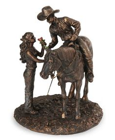 western wedding accessories cake toppers