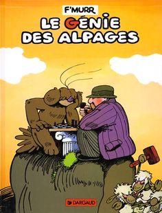 F'murr - Le Génie des alpages, T. 1