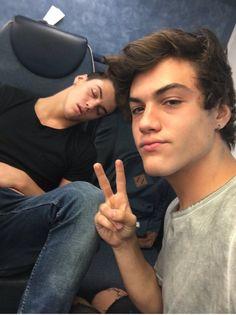 Grayson and Ethan Dolan ❤️❤️❤️
