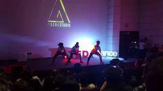 TEDXPANCE CALI COLOMBIA Aprende a bailar DANZA URBANA  HIP HOP con ASERE...