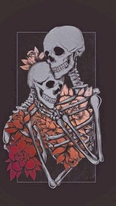 Skeleton Drawings, Skeleton Tattoos, Skull Artwork, Skull Painting, Middle Finger Wallpaper, 2160x3840 Wallpaper, Skeleton Love, Skeleton Art, Pumpkin Tattoo