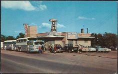 Rt 66 Greyhound Bus Station ~ Rolla MO