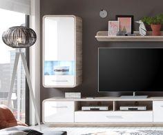 Hängeschrank wohnzimmer ~ Glas schrank weiß »wobona« pflegeleichte oberfläche fsc
