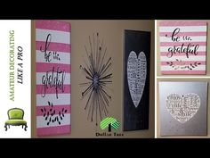377 Best Dollar Tree Crafts images in 2019 | Autumn crafts, Dollar stores, Dollar Tree Crafts