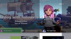 While very little news has been given on the progress of the new Xbox Avatars since their initial announcement several months ago, they did make a very brief appearance during yesterday's Microsoft Developers Day presentation which can be streamed here. The appearance of the new Xbox Avatars happens within the opening
