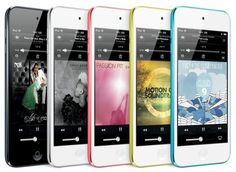 5th Generation iPod touch: Best Handheld Device Ever?: 5th Gen. iPod touch .Mum hush hush
