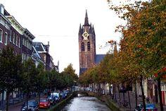 Delft, Holland July 2012
