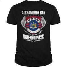 ALEXANDRIA BAY-NEW YORK Story2 263 - #custom hoodies #mens t shirts. ORDER HERE => https://www.sunfrog.com/States/ALEXANDRIA-BAY-NEW-YORK-Story2-263-Black-Guys.html?60505