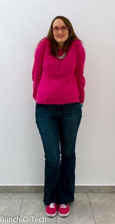 Amy Fashion: Pink O My