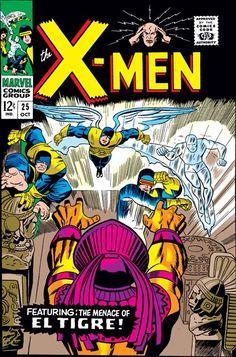 Uncanny X-Men (1963) #25