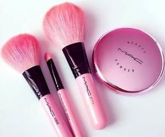 #pink #cute #girly #makeup