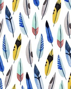 Day 1 - Feather : #BackToPattern If you want you can still join me for a month of daily patterns! I posted a list of prompts (a couple images back in my feed) and also started a Facebook group (link in profile) that is already proving to be a great place to share and chat about patterns. Feel free to join in any time! #letsmakepatterns