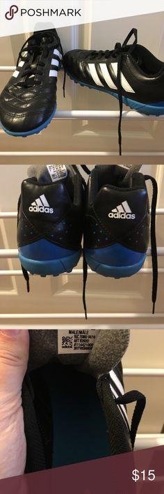Il territorio di scarpe di pelle nwot adidas uomini scarpe adidas territorio bande