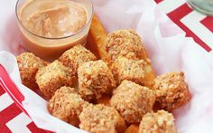 We'll warn you up front, you will absolutely fall in love with these crispy, golden nuggets of goodness!