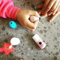 #nailmatic@nailmatic#nails#makeup#kids#fun#happy#colors#madeinfrance