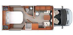 Unity IB Leisure Travel Unity Island Bed