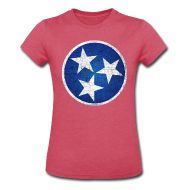 tennessee state flag...on a shirt...I want it now!