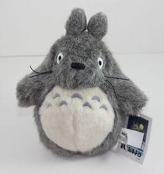"My Neighbor Totoro Plush 7"" Totoro Stuffed Animal Studio Ghibli Japanese Toy"