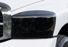 Dodge Ram Accessory - GTS Dodge Ram Headlight Covers